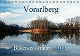 Vorarlberg Bodensee-Traum2019 (Tischkalender 2019 DIN A5 quer): Vorarlberg Bodensee-Traum 2015 Bilder einer fantastischen Landschaft die zum Träumen ... (Monatskalender, 14 Seiten ) (CALVENDO Natur)