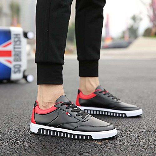 ZXCV Scarpe all'aperto Scarpe casual all'aperto degli uomini scarpe sportive scarpe da uomo Rosso