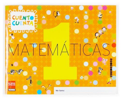 Matemáticas, Cuento cuenta 1. Educación Infantil - 9788467507720