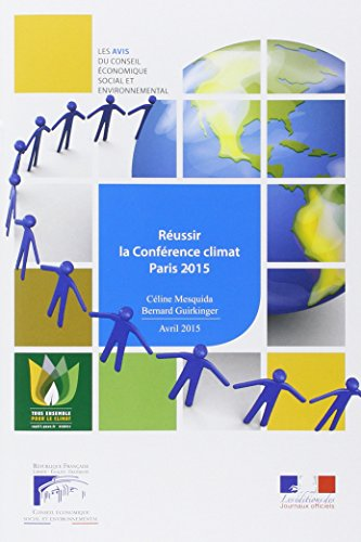 Réussir la Conférence climat Paris 2015
