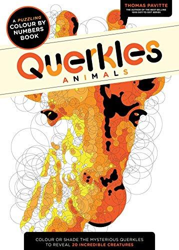Querkles: Animals (Thunder Board-spiel)