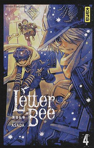 Letter Bee Vol.4 par ASADA Hiroyuki