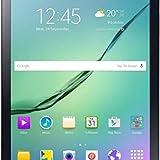 Samsung SM-T719NZKEXEH Galaxy Tab S2 VE 20,3 cm (8 Zoll) 4G Tablet-PC (Exynos Qualcomm Snapdragon MSM8976, 32GB Festplatte, 3GB RAM, Android 6.0) schwarz