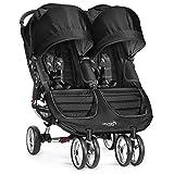 Baby Jogger BJ0131221000 Passeggino City mini Double, Black/Gray