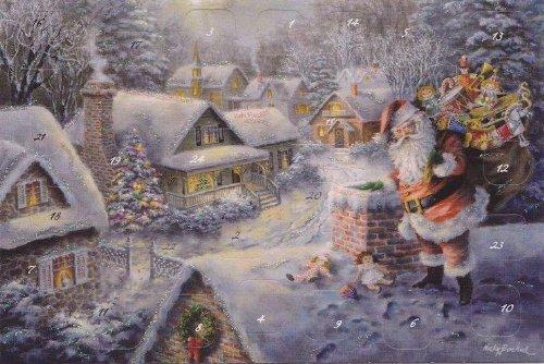 Christmas Card Advent