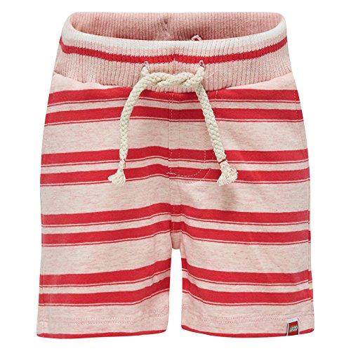 LEGO Wear Baby-Mädchen Duplo Papina 304-Shorts Rot (Coral Red 315), 92 (Für Shorts Mädchen Rote)