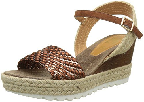 Iniziale Ladies Soleil Pumps Brown (cognac)