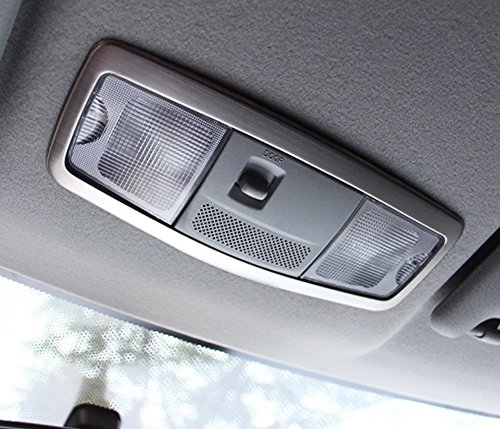 car-interior-stainless-front-reading-lamp-decoration-fit-mitsubishi-outlander-asx-2013-2014-stainles
