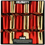 6 Celebrity Game Christmas Crackers