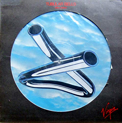 Mike Oldfield Tubular Bells UK picture disc LP VP2001