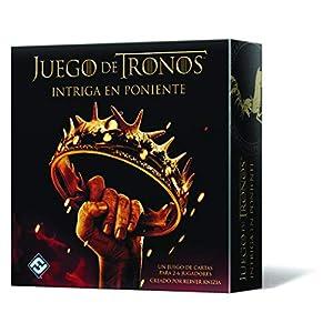 Fantasy Flight Games- Game of Thrones Tronos Juego de Cartas, Color (Edge Entertainment FFHBO08) 3