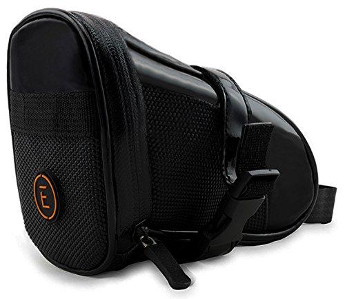 Fahrradtaschen Fahrradtasche Satteltasche Fahrrad Sattel Tasche Werkzeugtasche 1L Kapazität NEU Fahrradzubehör