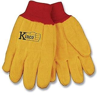 Kinco 814-xl Yellow Chore Glove, 14 Oz. (Lot 12) by KINCO INTERNATIONAL