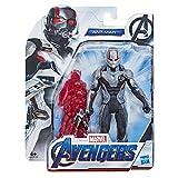 Marvel Avengers - Figurine Marvel Avengers Endgame - Ant Man Team Suit - 15 cm - Jouet Avengers