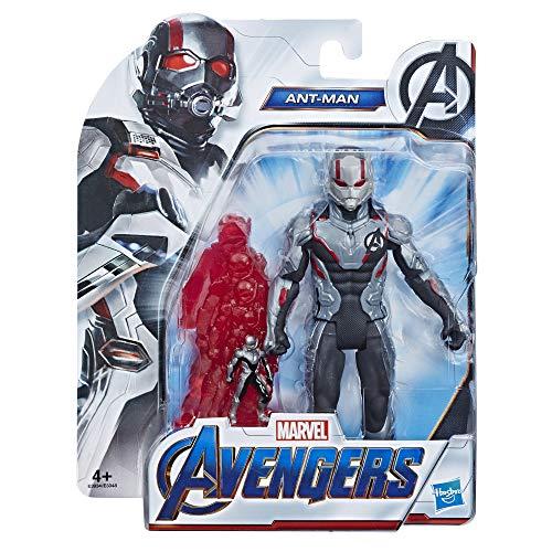 Figurine Marvel Avengers Endgame - Ant Man Team Suit - 15 cm - Jouet Avengers
