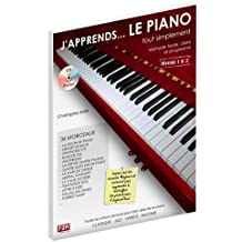J'apprends... LE PIANO tout simplement Niveau 1&2 C. Astie + CD