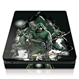 Controller Gear Arrow Shooting Stances - PS4 Slim Console Skin - Officially Licensed