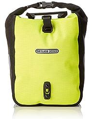 Ortlieb Erwachsene Sport-Roller High Visibility Fahrradtasche, Gelb/Schwarz, One Size/30 X 25 X 14 cm
