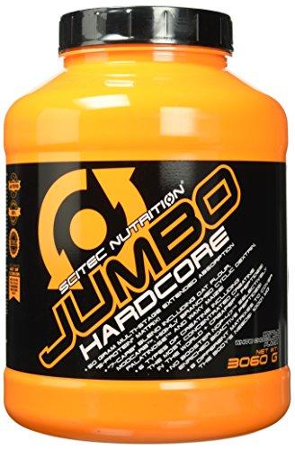 #Scitec Nutrition Jumbo Hardcore Krokant – Weisse Schoko, 1er Pack (1 x 3.06 kg)#