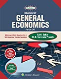 Padhuka's Basics of General Economics: For CA CPT