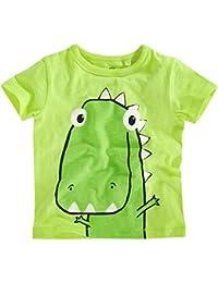 Kaily Kind Baby Baumwolle Sommer kurze Ärmel T-Shirt