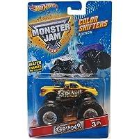 Mattel Grinder Advance auto parts Hot Wheels