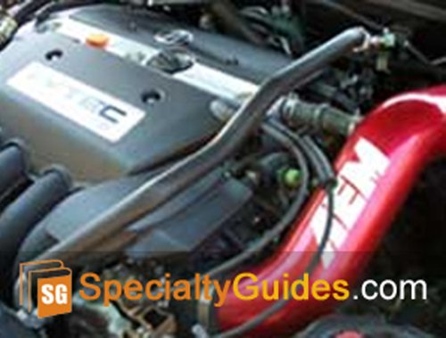 Acura RSX Cold Air Intake Install Instructions English - Acura rsx cold air intake