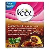 Veet Zuckerpaste zur Haarentfernung, 1er Pack (1 x 250 ml)