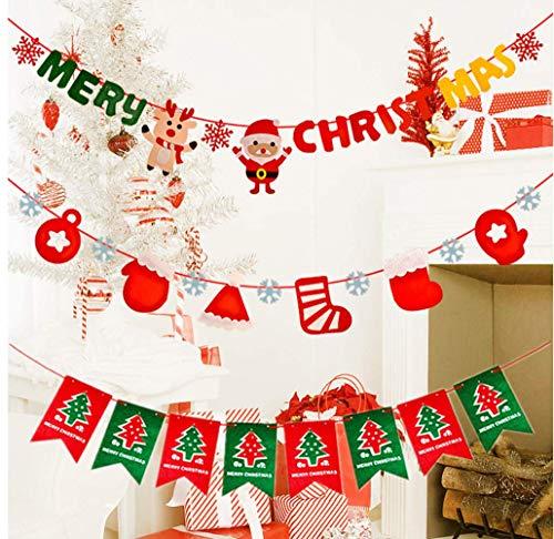 Good Sister Banderas de la Navidad