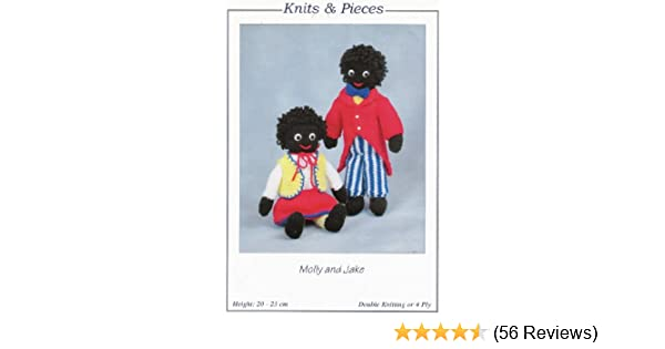 Molly And Jake Golly Knitting Pattern Amazon Sandra Polley