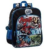 Marvel 2432151 Avengers Street Mochila Infantil, 6.44 Litros, Color Azul