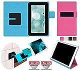 reboon Hülle für Blaupunkt Endeavour 700 BN Tasche Cover Case Bumper | in Pink | Testsieger