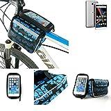 Fahrrad Rahmentasche für Archos Diamond 2 Note,