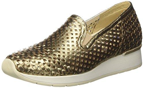 Melluso R20006, Sneaker a Collo Basso Donna, Oro (Alba), 38 EU