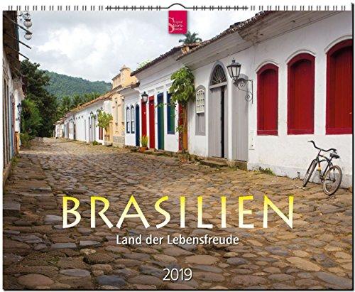 GF-Kalender BRASILIEN - Land der Lebensfreude 2019