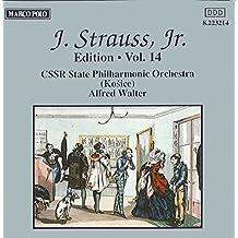 Johann Strauss Jr : Edition /Vol.14
