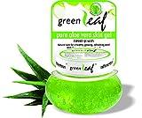 Green Leaf Pure Aloe Vera Skin Gel, Green, 120g