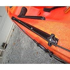 riel de lauminio para kayak