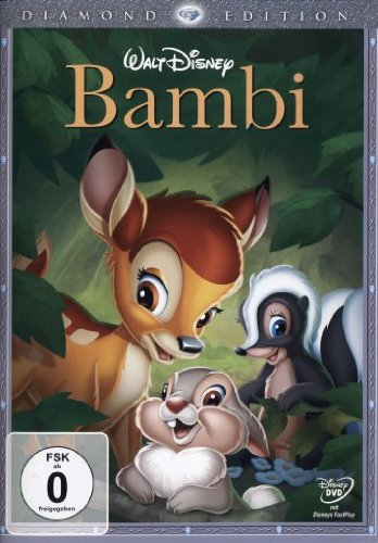Bambi (Diamond Edition) [Edizione: Germania]