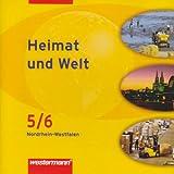 Heimat und Welt - Ausgabe 2007 für Hauptschulen in Nordrhein-Westfalen: Lernsoftware 5 / 6