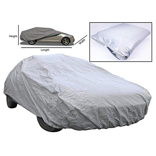 ROSENICE Car Cover Universal Outdoor Indoor voll Regenhülle UV Schutz-Größe L