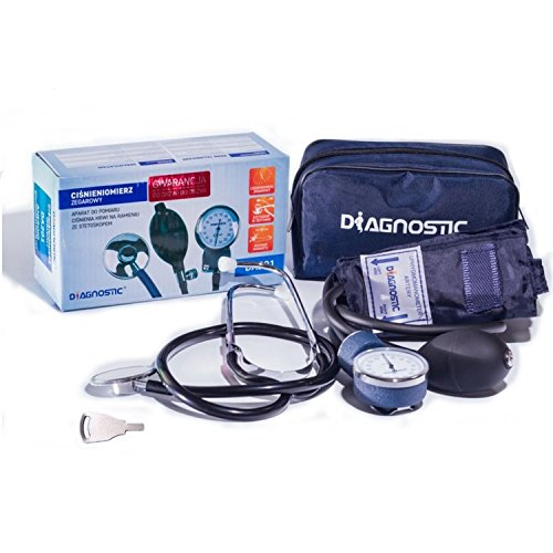 Diagnostic DA201 Analoge Oberarm-Blutdruckmessgerät 23-37cm