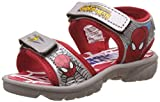 #9: Spiderman Boy's Sandals and Floaters