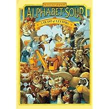 Alphabet Soup by Scott Gustafson (1994-01-09)