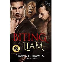 Biting Liam: Böser Zauber (Solomons Rudel 5)