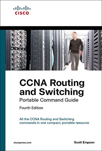 CCNA Routing and Switching Portable Command Guide (ICND1 100-105, ICND2 200-105, and CCNA 200-125): Exam 65 Port Comm Gui ePub_1 (English Edition) por Scott Empson