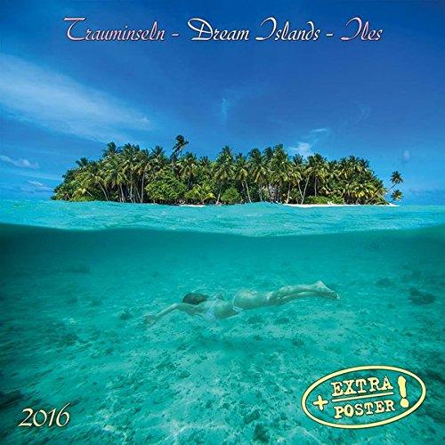 Dream Islands 2016: Kalender 2016