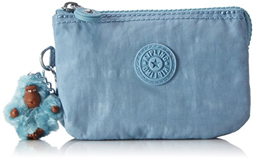kipling-creativity-s-monederos-mujer-blau-pastel-blue-c-one-size