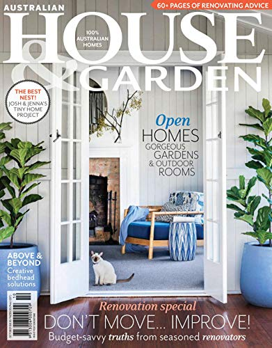 House and Garden: 60+ PAGES OF RENOVATING ADVICE (English Edition)