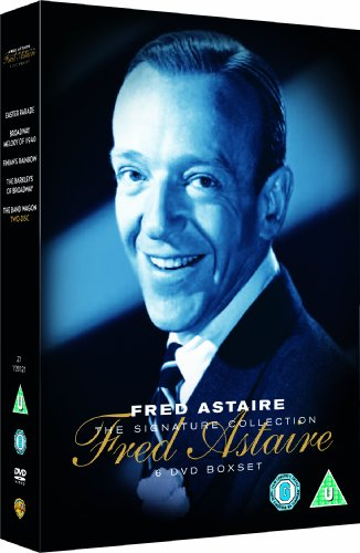 Fred Astaire Collection (6 Disc) (Easter Parade, Broadway Melody of 1940, Finian's Rainbow, The Barklays of Broadway, The Band